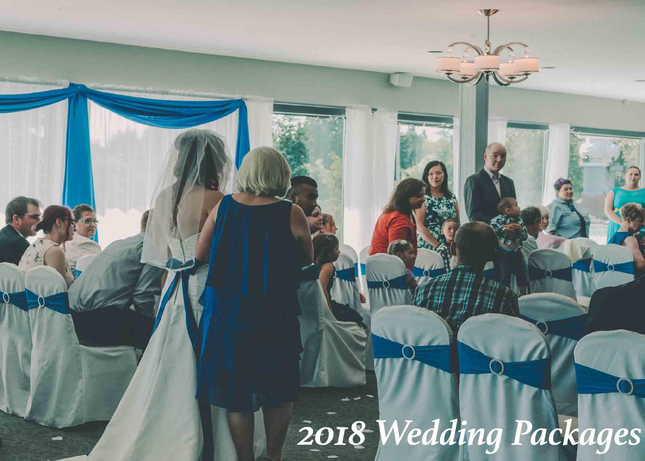 Surrey banquet venue wedding