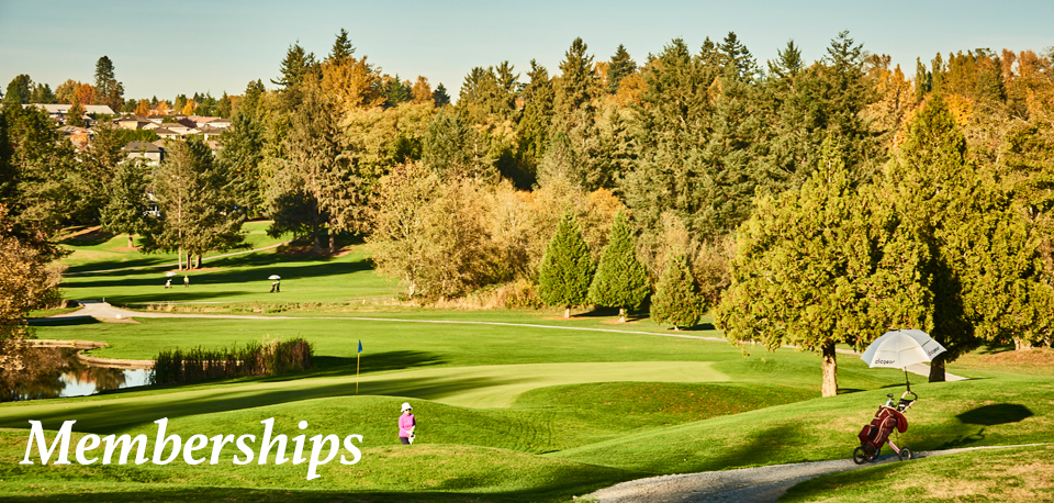 Guildford Golf memberships