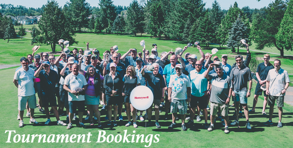 Guildford golf tournament bookings