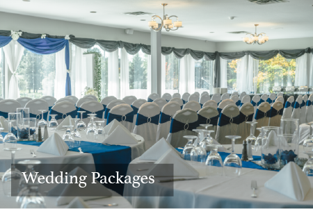 Surrey Wedding package